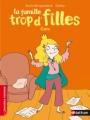 Couverture La famille trop d'filles, tome 03 : Cara Editions Nathan (Premiers romans) 2012