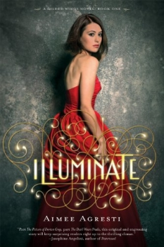 Couverture Gilded Wings, book 1: Illuminate
