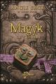 Couverture Magyk, tome 6 : La ténèbre Editions Albin Michel (Jeunesse - Wiz) 2012