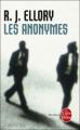 Couverture Les Anonymes Editions Le Livre de Poche (Thriller) 2012