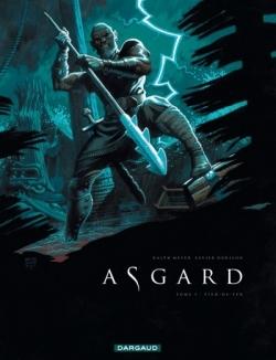Couverture Asgard, tome 1 : Pied-de-fer