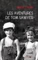 Couverture Les aventures de Tom Sawyer Editions Lire Délivre 2011
