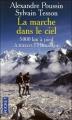 Couverture La marche dans le ciel Editions Pocket 2006