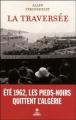 Couverture La traversée Editions First 2012