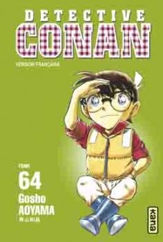 Couverture Détective Conan, tome 64