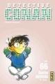 Couverture Détective Conan, tome 66 Editions Kana 2011