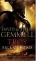 Couverture Troie, tome 3 : La chute des rois Editions Corgi 2008