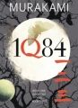 Couverture 1Q84, intégrale Editions The Harvill Press (Hardcover) 2011
