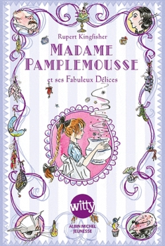 Couverture Madame Pamplemousse et ses Fabuleux Délices