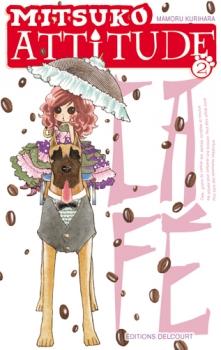 Couverture Mitsuko attitude, tome 2