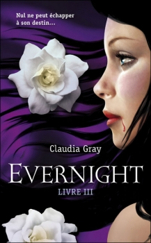 Couverture Evernight, tome 3