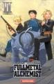 Couverture Fullmetal Alchemist, édition reliée, tome 02 Editions Kurokawa 2012