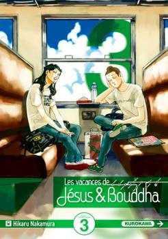 Couverture Les Vacances de Jésus & Bouddha, tome 03