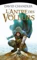 Couverture Les Sept Lames, tome 1 : L'Antre des voleurs Editions Milady 2012
