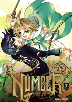Couverture Number, tome 7