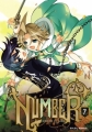 Couverture Number, tome 7 Editions Soleil 2012