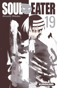 Couverture Soul eater, tome 19