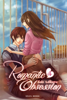 Couverture Romantic Obsession, tome 4