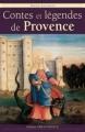 Couverture Contes & légendes de Provence Editions Ouest-France 2002