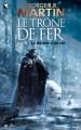 Couverture Le Trône de fer, tome 13 : Le Bûcher d'un roi Editions Pygmalion 2012