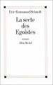 Couverture La secte des égoïstes Editions Albin Michel 1994