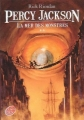 Couverture Percy Jackson, tome 2 : La mer des monstres Editions Le livre de poche (Jeunesse) 2011