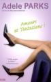 Couverture Amours et tentations Editions City 2007