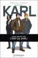 Couverture Trilogie noire, tome 1 : Karl Editions L'archipel (Galapagos) 2012