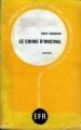 Couverture Le crime d'Orcival Editions EFR 1963