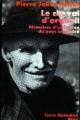 Couverture Le cheval d'orgueil Editions Plon (Terre humaine) 1976