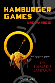 Couverture Hamburger games