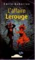 Couverture L'affaire Lerouge Editions Maxi Poche 2001