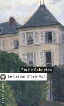 Couverture Le crime d'Orcival