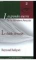 Couverture Le diable au corps Editions Paperview (Les grandes oeuvres de la littérature française) 2008