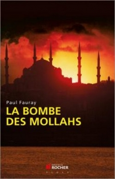 Couverture La bombe des mollahs