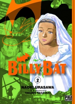 Couverture Billy Bat, tome 02