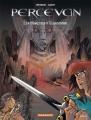 Couverture Percevan, tome 14 : Les Marches d'Eliandysse Editions Dargaud 2011