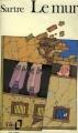 Couverture Le mur Editions Folio  1986