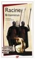 Couverture Britannicus Editions Flammarion (GF) 2010