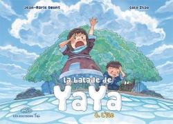 Couverture La balade de Yaya, tome 4 : L'île