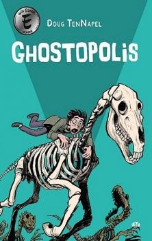 Couverture Ghostopolis