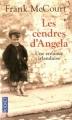 Couverture Une enfance irlandaise, tome 1 : Les Cendres d'Angela Editions Pocket 2011
