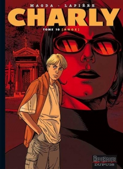 Couverture Charly , tome 10 : Ange