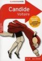 Couverture Candide / Candide ou l'optimisme Editions Belin / Gallimard (Classico - Lycée) 2011