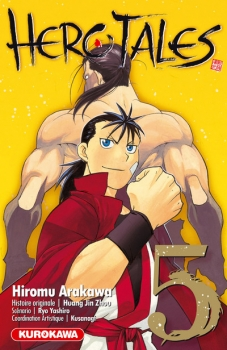 Couverture Hero Tales, tome 5