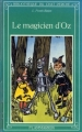 Couverture Le magicien d'Oz Editions Flammarion (Bibliothèque du chat perché) 1979