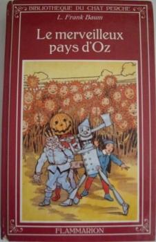 Couverture Le merveilleux pays d'Oz