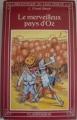 Couverture Le merveilleux pays d'Oz Editions Flammarion (Bibliothèque du chat perché) 1981