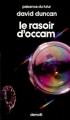 Couverture Le Rasoir d'Occam Editions Denoël (Présence du futur) 1984