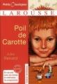 Couverture Poil de carotte Editions Larousse (Petits classiques) 2010